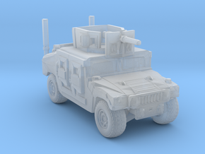 M1114 220 scale in Smooth Fine Detail Plastic