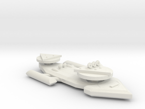 3125 Scale Worb Scout (SC) MGL in White Natural Versatile Plastic