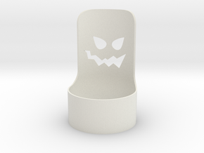 halloween tealight demon in White Natural Versatile Plastic