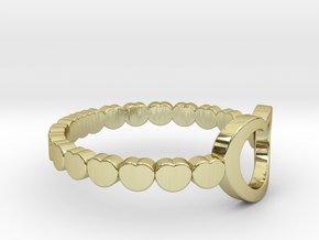 ring 1a in 18K Yellow Gold
