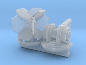 BYOS ADD ON RADAR NANO W CANNON in Smooth Fine Detail Plastic