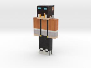 aki001   Minecraft toy in Natural Full Color Sandstone