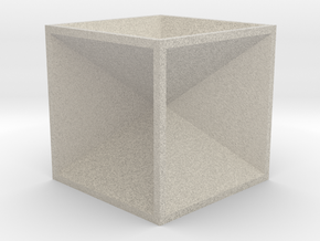 Ether in Natural Sandstone: Small