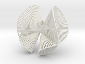 Snowangel A 50 in White Natural Versatile Plastic