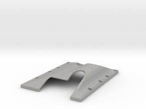 RIGHT SIDE TF2 GCM LRT2 Trans/T-case Skid Plate in Aluminum