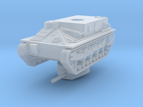 Medium Mk1 1:144 in Smooth Fine Detail Plastic