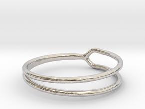 Ring 06 in Platinum