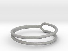 Ring 06 in Aluminum