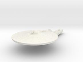 2500 Ashyumi class in White Natural Versatile Plastic