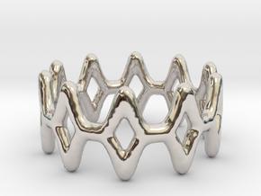 Ring 11 in Platinum