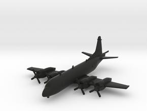 Lockheed P-3 Orion in Black Natural Versatile Plastic: 1:239
