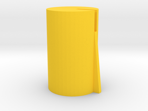 Roland BOSS 6mm Knob Inner Colour (2/2) in Yellow Processed Versatile Plastic