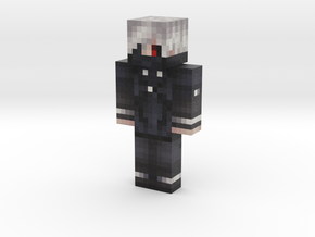 Michael | Minecraft toy in Natural Full Color Sandstone