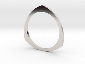 Reuleaux 15.70mm in Platinum