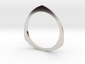 Reuleaux 16.51mm in Platinum