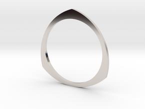 Reuleaux 18.19mm in Platinum