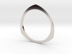 Reuleaux 18.53mm in Platinum