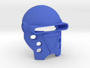 Mask of Optic Blast - Cyclops in Blue Processed Versatile Plastic
