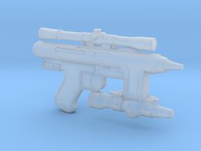 Nostromo laser pistol 1:6 scale in Smoothest Fine Detail Plastic