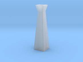 GeoVase Large in Smooth Fine Detail Plastic