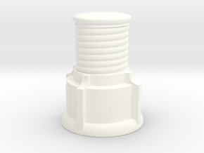 Storm Generator Objective in White Processed Versatile Plastic