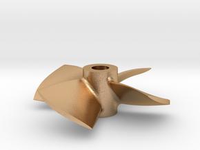 """1.50"""" - BKSP LH - 3/16"""" Shaft in Natural Bronze"""