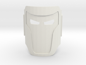 Mask of Kinetic Power - Gambit in White Natural Versatile Plastic