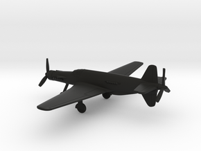 Dornier Do 335 V4 Pfeil in Black Natural Versatile Plastic: 1:200