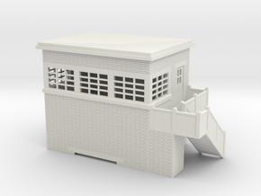 z-76-lms-arp-signal-box-alt-sm-rh in White Natural Versatile Plastic