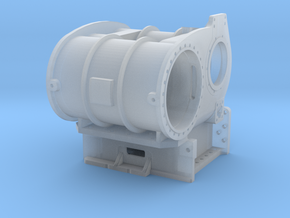 Class Y Cylinder 1:32 Scale in Smooth Fine Detail Plastic