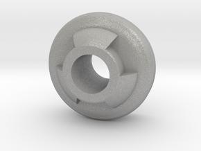 1-Crossguard-2.0 (Korbanth) Part-9/1 in Aluminum
