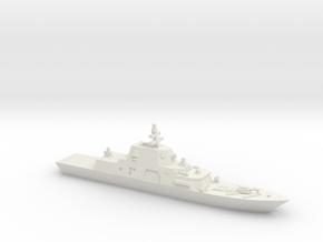 Freedom Variant Frigate, 1/1250 in White Natural Versatile Plastic