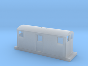 N6.5 loco body for Rokuhan shorty chassis in Smooth Fine Detail Plastic