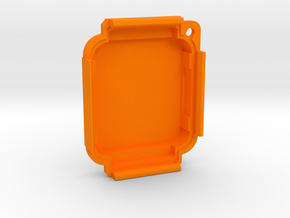 Finowall (only bottom side)- Protect the Finowatch in Orange Processed Versatile Plastic