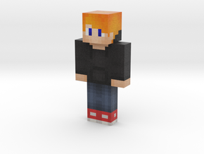 Gingrr999 | Minecraft toy in Natural Full Color Sandstone