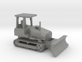 1/87 Scale Caterpellar D5G Bulldozer in Gray Professional Plastic