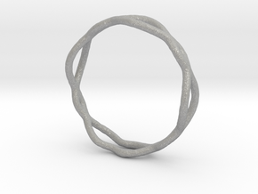 Ring 07 in Aluminum