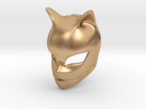 The Fox Spirit in Natural Bronze