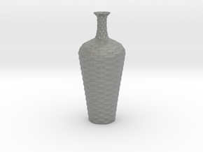 Vase BV1022 in Gray Professional Plastic