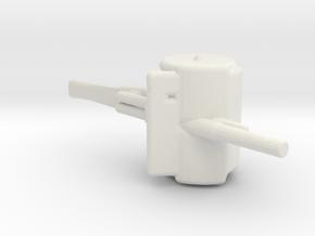 canon de 105mm 1/285 in White Natural Versatile Plastic
