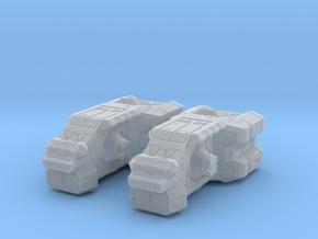 Thiefx2 (1/700) in Smooth Fine Detail Plastic