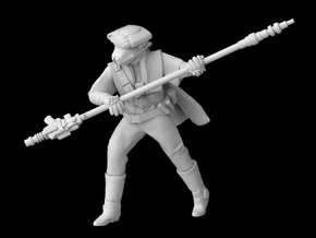 (1/47) Boushh in Smooth Fine Detail Plastic