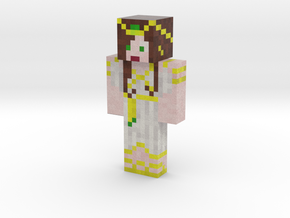 Gizzy | Minecraft toy in Natural Full Color Sandstone