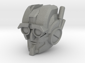 Rung Head for PotP Moonracer in Gray PA12: Medium