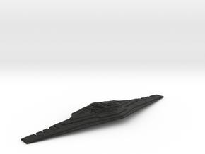 Supremacy_9_ in Black Natural Versatile Plastic