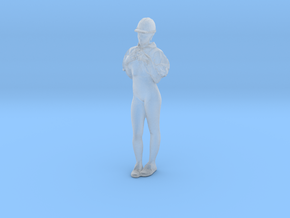 Printle C Femme 1409 - 1/87 - wob in Smooth Fine Detail Plastic