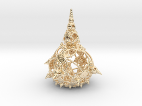 Amazing In Wire - small in 14K Yellow Gold