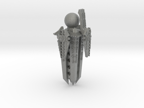 3mm DeathBot Aeonic Orb (1pcs) in Gray PA12