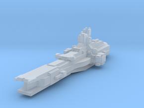 Gundam cruiser Salamis in Smooth Fine Detail Plastic