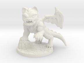 SDE monster cat spawn dragon cat  in White Natural Versatile Plastic